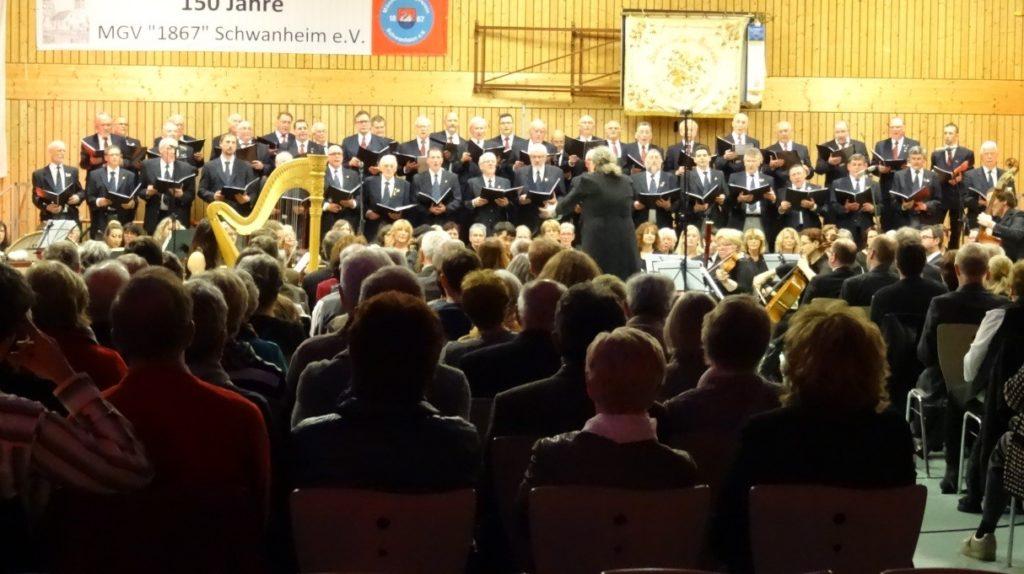Jubiläumskonzert in Schönbrunn