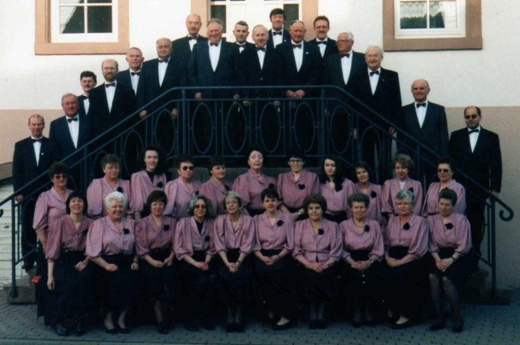 130 Jahre MGV - Gemischter Chor